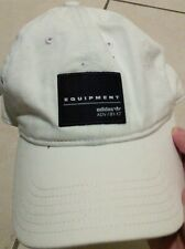 Authentic Adidas Equipment Hat Cap ADV 91-17 White EQT Trainer