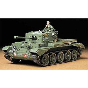 TAMIYA 35221 British Cromwell Tank Mk IV 1:35 Military Model Kit