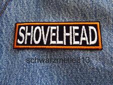 Harley Davidson   SHOVELHEAD  PATCH US  NEU!