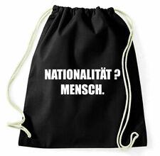 Nacionalidad Hombre Bolsa de Gimnasio Deporte Mochila Ningún Es Ilegal Asilo