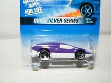 1:64 Hot Wheels 1997 Quicksilver Series #2 of 4 Aeroflash Die Cast Vehicles NIP