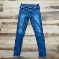 American Eagle Super Stretch JEGGING Jeans Size 4 Regular