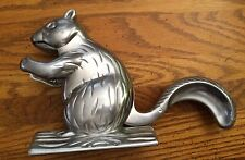 Vintage Davy Crack It Squirrel Nut-Cracker Heavy Duty Cast Aluminum