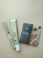 Olay Smooth Finish Facial Hair Removal Duo Fine to Medium Hair Balm Set No Box