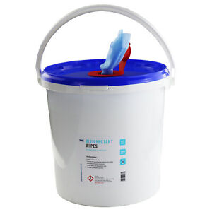 1 X TUB PROBE CLEANING WIPES - TOTAL 1500 WIPES - IN-238