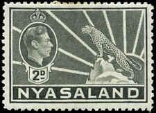 Nyasaland Protectorate Scott #25 Mint
