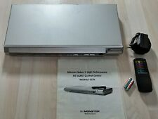 Monster MV3 High Performance AV SCART Control Centre - 4 fach SCART Verteiler