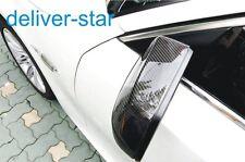 Spiegelkappen Echt Carbon Karbon passend für BMW 5er E60 E61 Facelift LCI