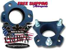 "Crown Suspension 2003-2017 Tacoma FJ Cruiser 2.5"" Leveling Lift Strut Spacer USA"