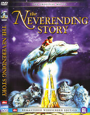 THE NEVER ENDING STORY, neverending, original movie !!