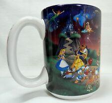 Walt Disney World Epcot 2000 Mug Celebrate the Future Hand In Hand Coffee Cup