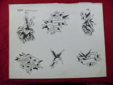 1978 Spaulding & Rogers Flash Art Random Designs Page 309