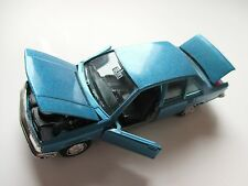 Opel Rekord E Limousine saloon blau blue metallic, GAMA made in Singapore 1:43!