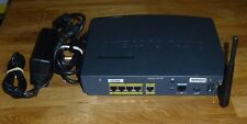 CISCO 851W-G-E-K9 Wireless Ethernet - WAN Router