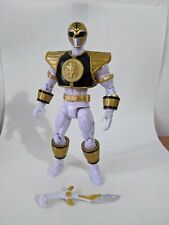 Power Rangers Super Mega Force Armored Mighty Morphin White Ranger *loose figure