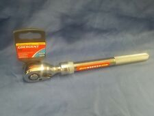 "crescent 1/2"" drive extendable ratchet CRW12EXT 72 TOOTH, EXT. FROM 12"" -- 17.5"""