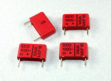10pcs WIMA 3300pF 3.3nF 1000V 10% Film Capacitor MKP-10  1kv