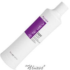 No Yellow Shampoo 350ml Fanola ® grey super-lightened decoloured hair Antigiallo