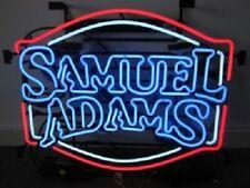 "New Samuel Adams Shop Open Beer Bar Neon Light Sign 24""x20"""