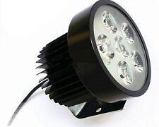 6 LED Headlight 18W Motorcycle Driving Fog Spot Work Lamp Head Light Offroad ATV