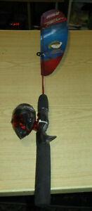 Zebco Dock Demon ZS3572 Super Tough Fishing Rod & Reel - NEW