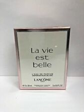 La Vie Est Belle Lancome Women Perfume Travel Refillable Spray 3 x 0.6 oz NIB