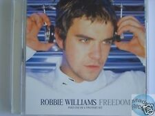 ROBBIE WILLIAMS FREEDOM UK MAXI CD #1