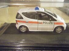 Austria National Police  police car 1/43 scale Mercedes A   Polizei hongwell