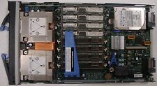 IBM 46C5099 BladeCenter HS21 2x Xeon QC E5440 2.83 GHz 32GB Ram 73GB SAS HDD