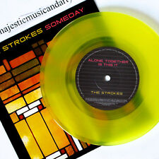 "THE STROKES HOME RECORDINGS 7"" VINYL IS THIS IT ERA 2001 ORIGINAL NM MEGA-RARE!"