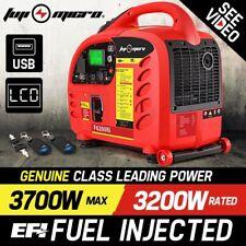 3700W Petrol Inverter Generator -F6200Ri Home Indoor Outdoor FUJI-MICRO 3