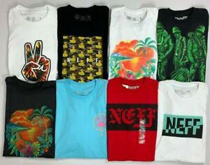 Neff Mens Mint Go Away Shirt NWT M