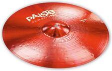 "Paiste 900 Series Colorsound Crash - 17""- Red"
