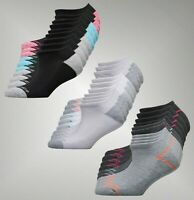 10 Pack Ladies Pro Player Comfortable Trainer Socks Size 4-8 Euro 37-42
