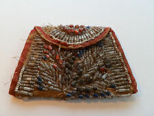 Vintage Collectible Beaded Purse
