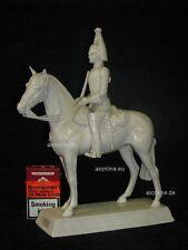 +# A011776_02 Goebel Archiv Plombe Soldat Soldier auf Pferd, Cavalier LG316