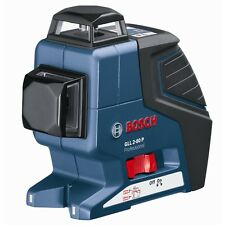Bosch Professional Blue 2 Plane 360 Degree Laser Level Set