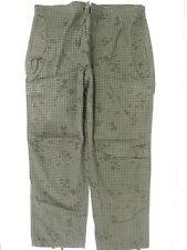 Desert Storm US Army Desert Night Camouflage Uniform Trouser Pants Size Lg/Short