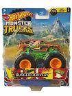 Hot Wheels  Monster Trucks Burger Delivery Car Toys