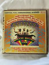 Beatles Magical Mystery Tour - Reel to Reel - 3 ¾ ips, 4-Track Stereo 1967 2835