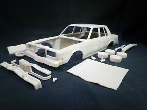 1/25 resin 1985 Dodge Diplomat 4 door body kit