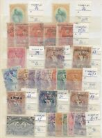 GUATEMALA Yv#26/87 not correlative MH - Used