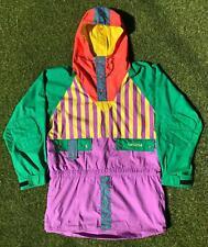 Vintage NEVICA ZigZag 90s Pullover Anorak Ski Jacket Medium