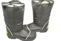 HONEYWELL PRO Leather Fire Boot Model 5555 NFPA NIGHTHAWK 2019 Edition Size 11 M
