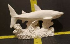 Large TROUT FISH SPORTS READY TO PAINT CERAMIC BISQUE 10.5 INCH