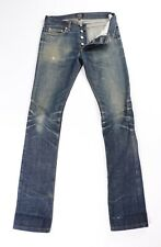 A.P.C. APC New Cure Denim Jeans 26 28 x 32 Butler Fades