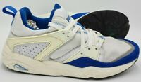 Puma Trinomic Blaze of Glory Trainers 358150 01 Blue/White/Grey UK9/US10/EU43