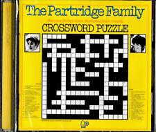 The Partridge Family - Crossword Puzzle / CD - NEU+OVP-SEALED!