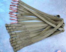 10PCS MILITARY ORIGINAL SURPLUS CHINESE PLA TYPE 56 GUN SLING WEBBING