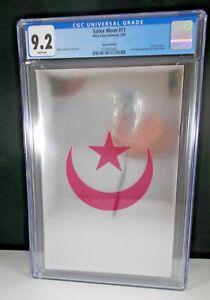 Sailor Moon #11 1999 [CGC Graded 9.2] Special Edition Silver Foil CTP/Comic Con